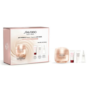 Wrinkle Smoothing Cream Set - BENEFIANCE, Benefiance
