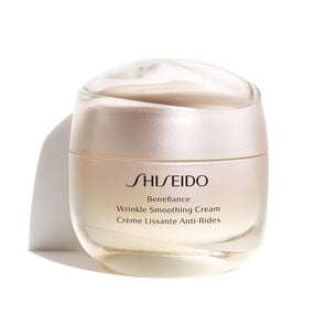 Wrinkle Smoothing Cream - Shiseido, Day and Night Creams