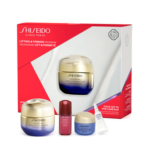Lifting & Firming Program - Uplifting and Firming Cream - SHISEIDO, New Arrivals