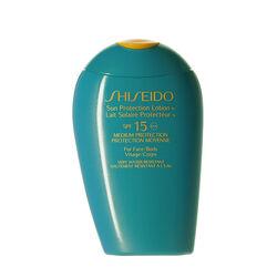 Sun Protection Lotion SPF15 - Shiseido, SPF 30 & Less
