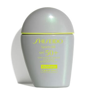 Sports BB SPF50+, 04 - Shiseido, Face Sun Protection