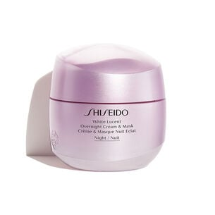 Overnight Cream & Mask - Shiseido, Day and Night Creams