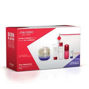 Uplifting and Firming Cream Pouch Set - SHISEIDO, SKINCARE