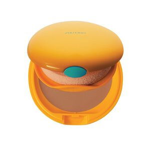Tanning Compact Foundation, BRONZE - SUN CARE, Sun makeup