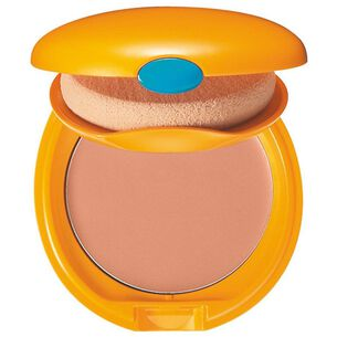 Tanning Compact Foundation SPF6, HONEY