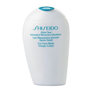 After Sun Intensive Recovery Emulsion - Shiseido, Body Sun Protection