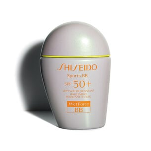 BB Sport, 01 - Shiseido, Face Sun Protection