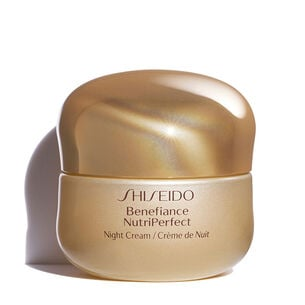 Nutriperfect Night Cream - Shiseido, Day & Night Creams