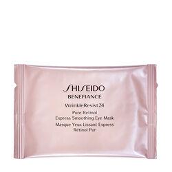 WrinkleResist24 Pure Retinol Express Smoothing Eye Mask - BENEFIANCE, Benefiance