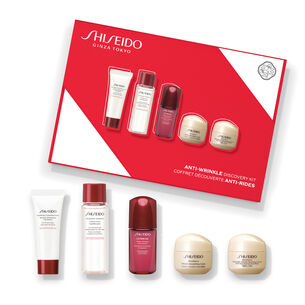 Anti-Wrinkle Discovery Kit - SHISEIDO, New Arrivals