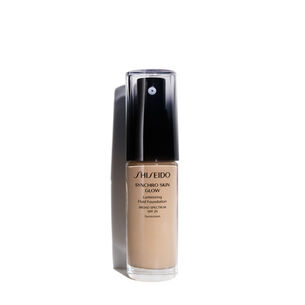 Synchro Skin Glow Luminizing Fluid Foundation, N3 - Shiseido, Foundation