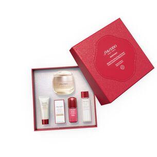 Wrinkle Smoothing Cream Enriched Holiday Kit - SHISEIDO, Gifts Under £100