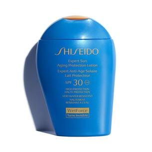 Expert Sun Aging Protection Lotion SPF30 - Shiseido, SPF 30 & Less
