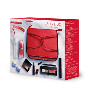 Beauty Essentials Blockbuster (Worth £327) - SHISEIDO, New Arrivals