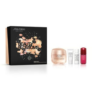 Wrinkle Smoothing Cream Enriched Holiday Kit - BENEFIANCE, Benefiance