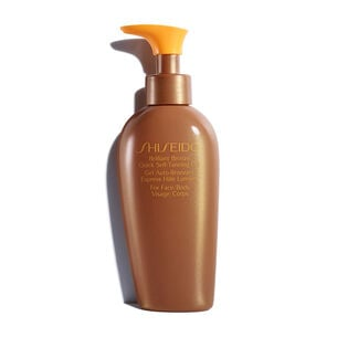 Brilliant Bronze Quick Self-Tanning Gel - SHISEIDO, Sunless tan