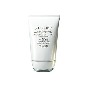 Urban Environment UV Protection Cream Plus SPF50 - Shiseido, Face Sun Protection