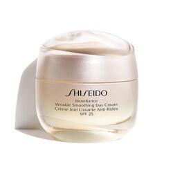 Wrinkle Smoothing Day Cream SPF25 - Shiseido, Benefiance