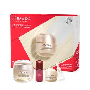 Anti-Wrinkle Program - Wrinkle Smoothing Cream - SHISEIDO, New Arrivals