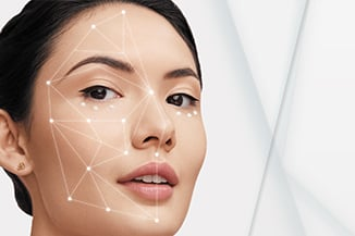 Virtual skincare consultation